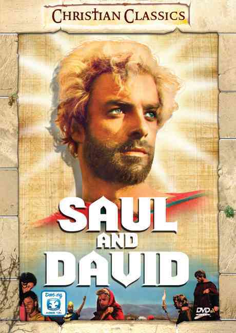 SAUL & DAVID BY WOOLAND,NORMAN (DVD)